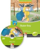 skater boy+cd+cdr  level d 9783852725260