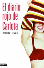el diario rojo de carlota-gemma lienas-9788408052760