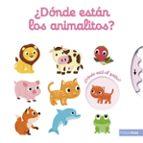 ¿donde estan los animalitos?-nathalie choux-9788408174660