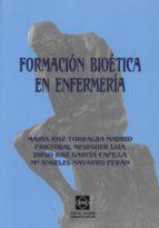 formacion bioetica en enfermeria-maria jose torralba madrid-9788415429760
