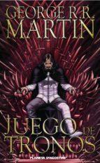 juego de tronos nº 3 george r.r. martin d. abrahan 9788415866060