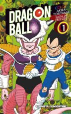 DRAGON BALL FREEZER Nº01/05
