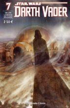 El libro de Star wars darth vader nº 07 autor KIERON GILLEN TXT!
