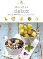 recetas detox: sabores & bienestar-9788416368860