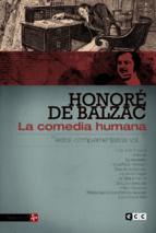 la comedia humana: textos complementarios volumen 1 honore de balzac 9788416901760
