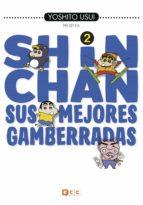 shin chan: sus mejores gamberradas nº 02 (de 6) yoshito usui 9788417243760