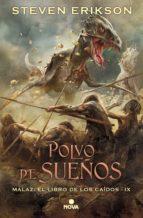 polvo de sueños (malaz: el libro de los caídos 9) (ebook)-steven erikson-9788417347260