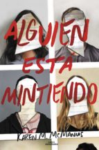 alguien esta mintiendo-karen m. mcmanus-9788420486260