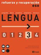 lengua castellana 3º eso refuerzo y recuperacion de lengua proyecto repasa y aprueba (ed 2015)-9788421854860