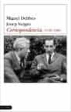 correspondencia 1928-1986-miguel delibes-josep verges-9788423334360