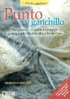 punto y ganchillo. guias de labores charlotte gerlings 9788425520860