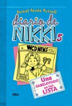 diario de nikki 5: una sabelotodo no tan lista rachel renee rusell 9788427203860