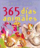 365 dias con los animales de gloria fuertes-gloria fuertes-9788430598960