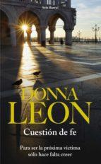 cuestión de fe (ebook) donna leon 9788432202360