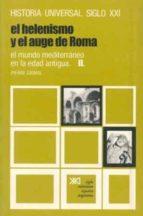 el helenismo y el auge de roma pierre grimal 9788432300660