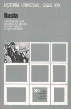 rusia (9ª ed.)-carsten goehrke-9788432302060