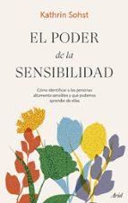 el poder de la sensibilidad (ebook)-kathrin sohst-9788434425460