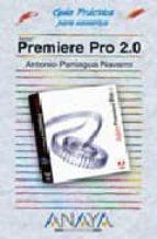 premiere pro 2.0-antonio paniagua navarro-9788441520660
