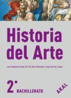 historia del arte (con cd) 2º bachillerato 9788446030560