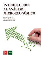 introducción a la microeconomía felix ibañez 9788448185060