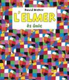 l elmer es unic (l elmer. primeres lectures)-david mckee-9788448844660
