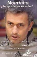 mourinho: ¿por que tantas victorias?-chus carnero-9788461161560