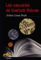 las memorias de sherlock holmes arthur conan doyle 9788466753760