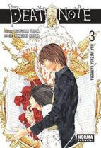 death note 3 (de 12)-tsugumi ohba-takeshi obata-9788467917260