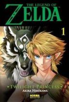 the legend of zelda: twilight princess akira himekawa 9788467926460