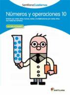 numeros y operaciones 10 9788468012360