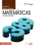 matematicas: acceso a ciclos formativos de grado superior. parte comun-9788468123660