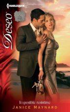 imposible resistirse (ebook)-janice maynard-9788468710860