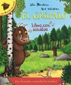 el grufalo. libro con sonidos julia donaldson 9788469603260