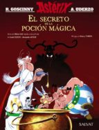el secreto de la pocion magica (el album de la pelicula) rene goscinny olivier gay 9788469626160