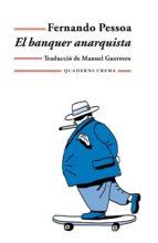 el banquer anarquista-fernando pessoa-9788477273660