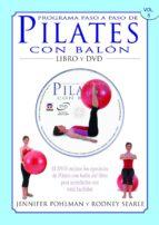 programa paso a paso de pilates con balon-j. pohlman-r. searle-9788479027360