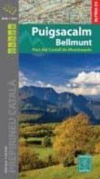 puigsacalm bellmunt 1:25,000: alpina e-25 (guia a color)-9788480906760