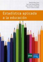 estadistica aplicada a la educacion-jose luis garcia llamas-9788483226360