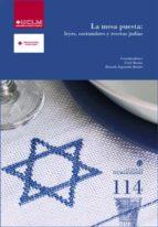 la mesa puesta: leyes, costumbres y recetas judias-ricardo izquierdo benito-9788484277460