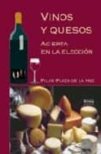 vinos y quesos, acierta en la eleccion-pilar plaza-9788484691860