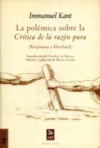 la polémica sobre la crítica de la razón pura (ebook) immanuel kant 9788491142560