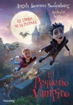 el pequeño vampiro: el libro de la pelicula-angela sommer-bodenburg-9788491229360
