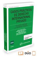 civitas: casos prácticos de derecho internacional privado monica guzman zapater 9788491355960