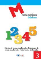 matematicas basicas. cuaderno 3 9788492795260