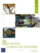 bienvenidos: español para profesionales. cuaderno de ejercicios 3-9788493586560