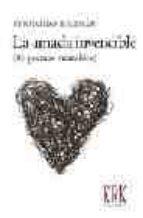 la amada invencible: 80 poemas incurables-fernando beltran-9788496476660