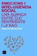 emocions i intel.ligencia social ignacio morgado 9788496499560