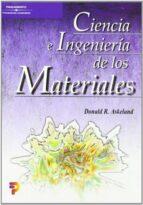 ciencia e ingenieria de los materiales-donald r. askeland-9788497320160