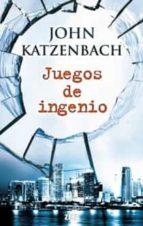 juegos de ingenio john katzenbach 9788498724660