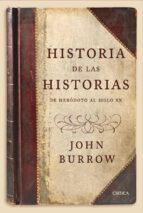 historia de las historias john burrow 9788498927160